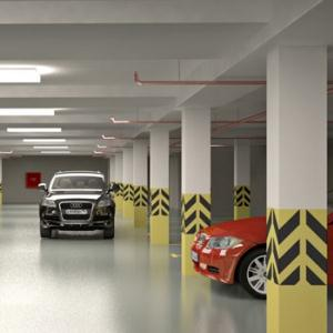 Автостоянки, паркинги Красной Зари
