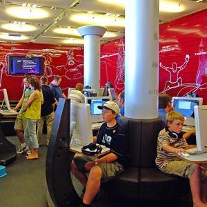 Интернет-кафе Красной Зари