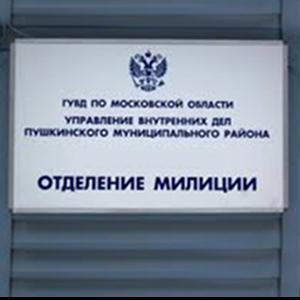 Отделения полиции Красной Зари
