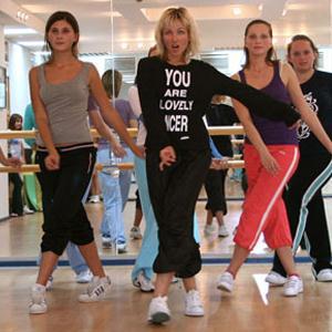 Школы танцев Красной Зари