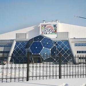 Спортивные комплексы Красной Зари